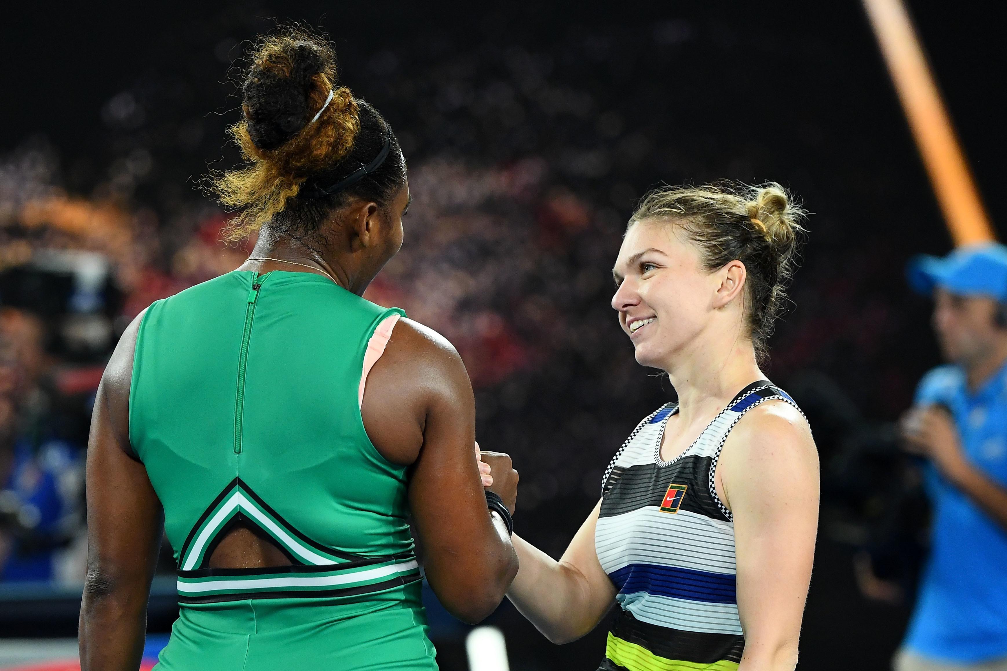 Reacţia lui Mats Wilander după înfrângerea Simonei Halep în meciul cu Serena. Avertismentul fostului tenismen