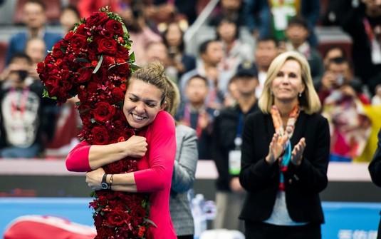 Discurs superb al lui Roger Federer despre Simona Halep. Uriaşul tenismen are şi un mesaj clar pentru criticii sportivei noastre