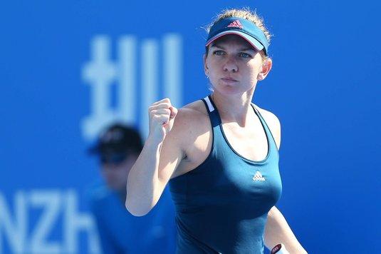 VIDEO Simona Halep - Ying Ying Duan 3-6, 6-1, 6-2. Sportiva noastră şi-a asigurat locul 1 mondial până la Australian Open