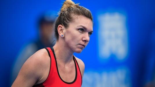 """Motivul pentru care Simona Halep nu îşi găseşte încă un sponsor: """"E numărul 1, dar joacă cu echipament NO NAME"""""""