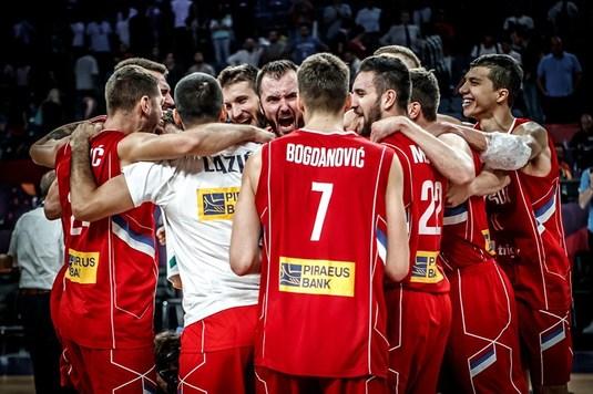 Se ştiu semifinalistele Eurobasket2017 | Serbia obţine şi ea calificarea