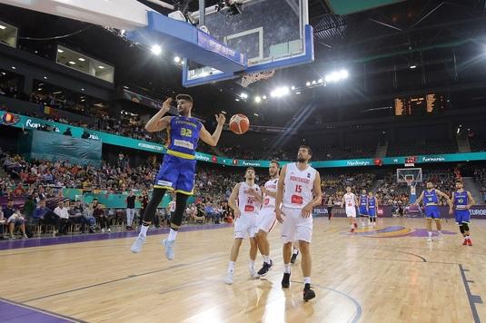 Reacţia oficialilor din NBA după ce au vizitat România pe durata Eurobasket 2017