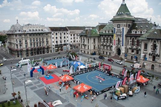Ultimul coş I Craiova Streetball încheie sezonul de baschet 3x3 în aer liber în acest week-end