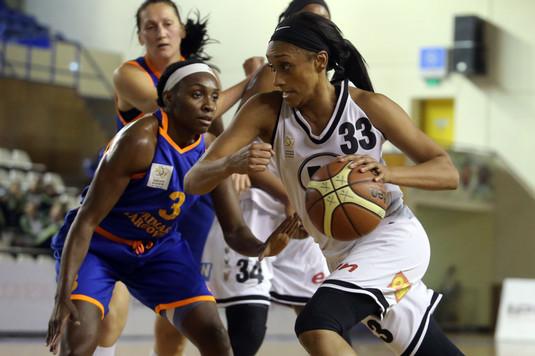 Vicecampioana Universitatea Cluj s-a retras din Liga Europei Centrale la baschet feminin