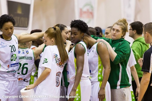 Sepsi Sf. Gheorghe, prima victorie în grupele FIBA EuroCup la baschet feminin