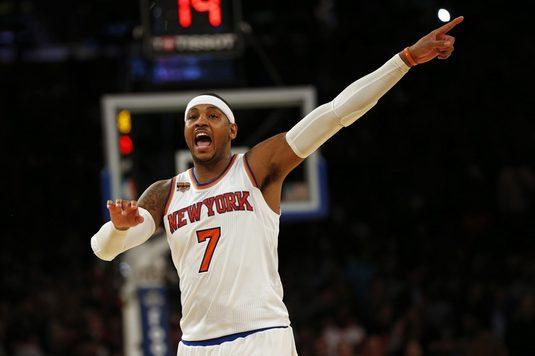 Mutare şoc în NBA! Carmelo Anthony li se alătură lui Westbrook şi Paul George, iar OKC devine pretendentă la titlu!