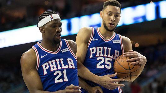 """VIDEO """"Trust the process"""". 76ers reuşesc prima victorie din noul sezon al NBA. Joel Embiid şi Ben Simmons au strălucit. Rezultate complete"""
