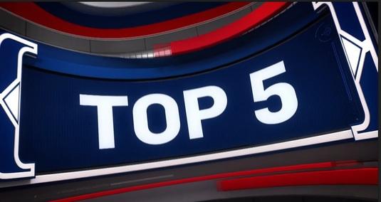 VIDEO | Show total în NBA! TOP 5 faze după meciurile de aseară