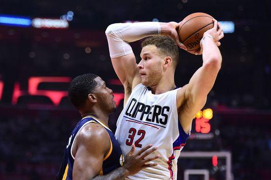 VIDEO | Boltă perfectă pentru coşul victoriei. Blake Griffin, eroul zilei în NBA