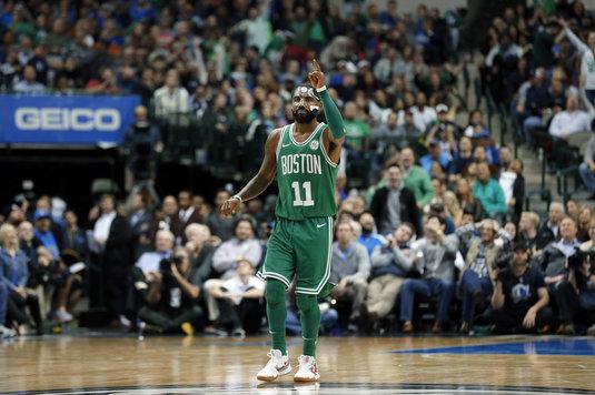 VIDEO | Kyrie Irving recital. Ce a făcut vedeta lui Celtics când mai erau câteva secunde de jucat