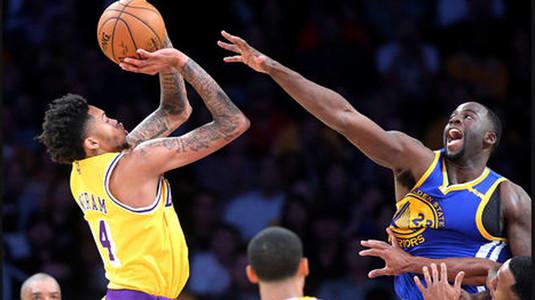 VIDEO | Zece meciuri de nota 10 în NBA. Adevărate minuni pentru Lakers şi Celtics