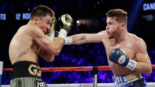 Canelo vs. Golovkin   Decizie controversată din partea arbitrilor în lupta ultimilor ani în box!