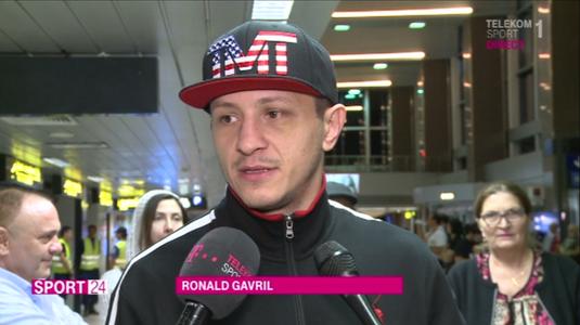 """VIDEO   Ronald Gavril l-ar putea aduce pe Mayweather în România: """"Mi-a dat mesaj acum două zile"""""""