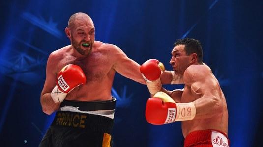 Revenire spectaculoasă în box! Tyson Fury, suspendat pentru consum de cocaină, a primit dreptul să lupte din nou