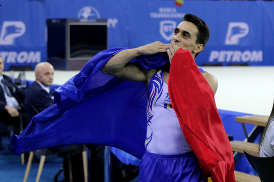 """""""Moftul"""" ciudat al lui Drăgulescu! Ce a cerut gimnastul în camera de hotel"""