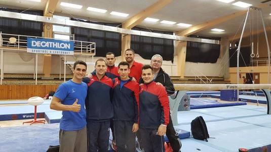 Telekom Sport, CONFIRMAT! Marius Urzică este noul antrenor al lotului masculin de gimnastică