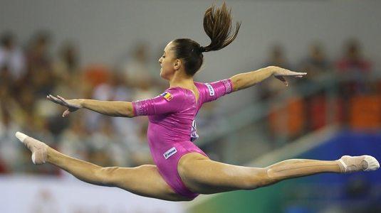 O super gimnastă şi-a depus actele pentru renta viageră. A suferit două operaţii la tendon
