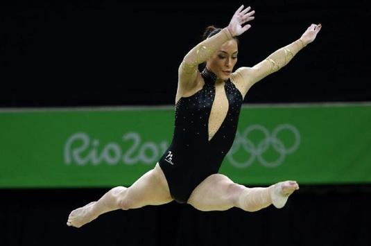 Cătălina Ponor, cea mai bună gimnastă a anului 2017, într-o anchetă realizată de UEG