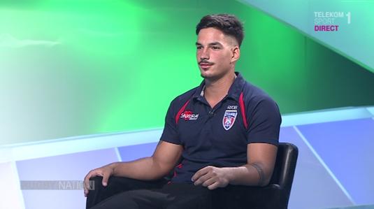 Tudor Boldor, invitatul lui Florin Căruceru la Rugby Nation | Emisiunea integrală VIDEO