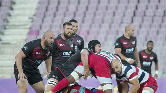 VIDEO. Fază controversată în etapa a 4-a din Super Liga de rugby