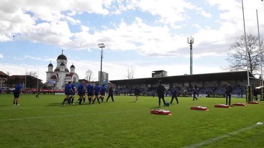 CSM Bucureşti - Steaua, derbyul etapei a 7-a a SuperLigii de rugby. Partida este în direct pe Telekom Sport