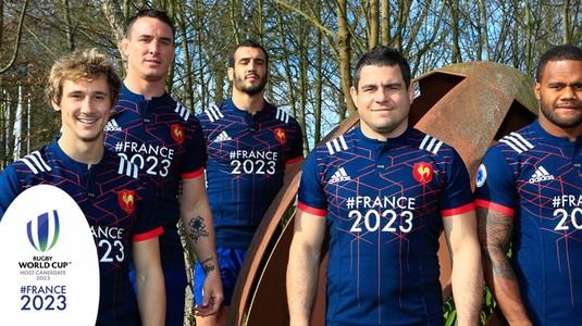OFICIAL | Franţa va organiza Cupa Mondială de rugby din 2023