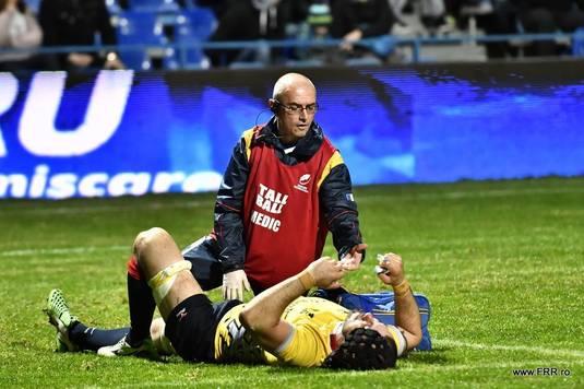 Rugby-ul românesc este în doliu. Medicul echipei naţioanale, Octavian Cimpian, s-a stins din viata la numai 41 de ani!