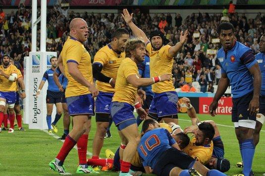 România a urcat pe locul 14 în ierarhia mondială de rugby. Stejarii ar putea încheia anul şi mai bine de atât
