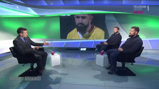 VIDEO EXCLUSIV   Naţionala de rugby se pregăteşte de ultimul meci test al anului
