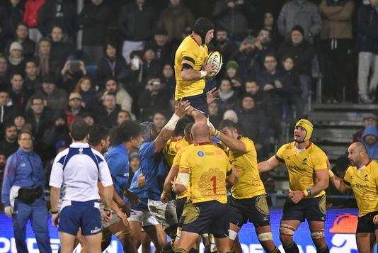 România va juca două meciuri la Cluj şi unul la Buzău în Rugby Europe International Championship