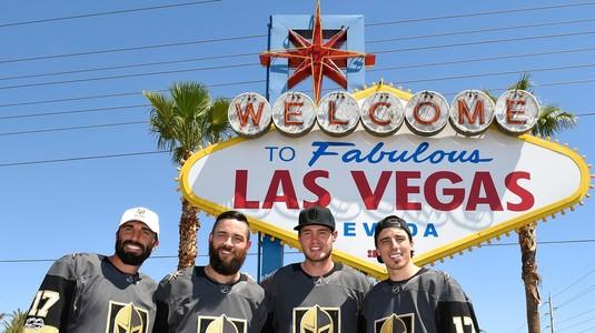 NHL | Las Vegas Golden Knights - primul joc din istorie pe teren propriu