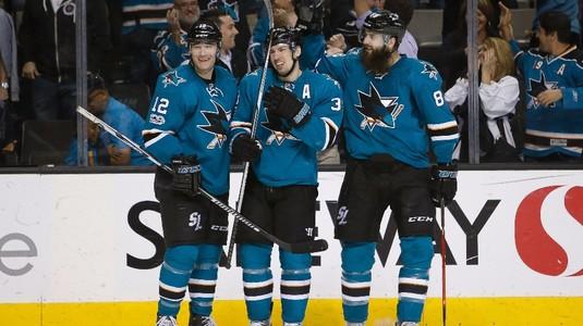 Premieră pentru San Jose Sharks în noul sezon din NHL