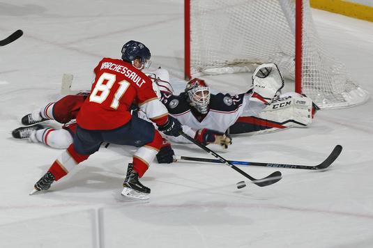 A fost spectacol în direct pe Telekom Sport! Columbus Blue Jacket a urcat pe locul 5 în Conferinţa de Est din NHL