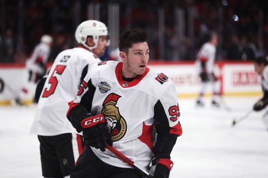 VIDEO | NHL: Ottawa a învins Colorado, scor 4-3, prin golul de aur marcat de Mark Stone