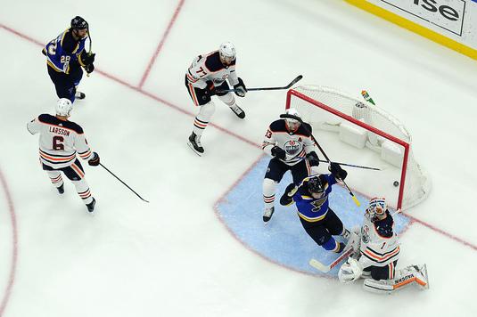 Spectacol total în NHL, în direct la Telekom Sport: St. Louis - Edmonton 8-3!