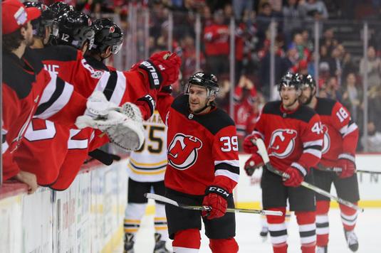 A fost o seară nebună la Telekom Sport! New Jersey şi Boston au făcut show de zile mari într-un meci fabulos: New Jersey – Boston 2-3