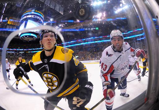 Washington avea 10 victorii la rând împotriva lui Boston, serie care data din martie 2014: Boston - Washington, 3-5