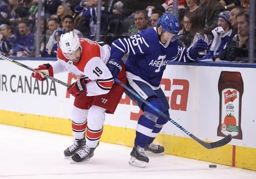 Toronto Maple Leafs şi St. Louis Blues au oferit unul din cele mai echilibrate meciuri ale serii din NHL