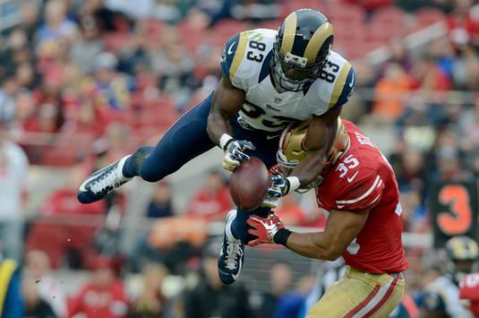 Super show în NFL | Los Angeles Rams a executat-o pe San Francisco 49ers VIDEO