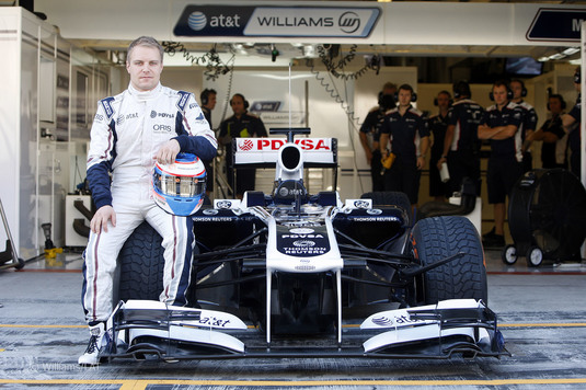 Finlandezul Valtteri Bottas continuă la Mercedes şi în 2018
