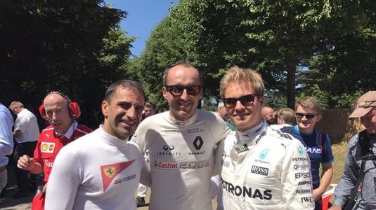 Nico Rosberg reintră în lumea Marelui Circ. Cu ce se va ocupa campionul mondial en-titre