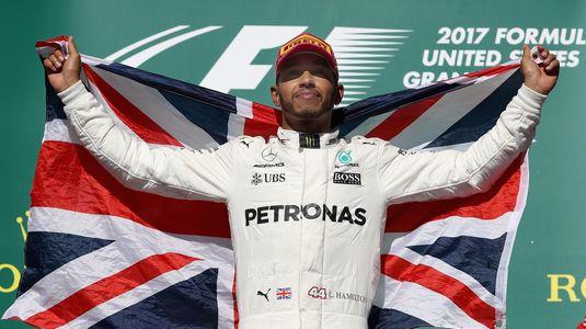 Lewis Hamilton, aproape să fie numit cavaler de Regina Angliei. Jackie Stewart se opune!