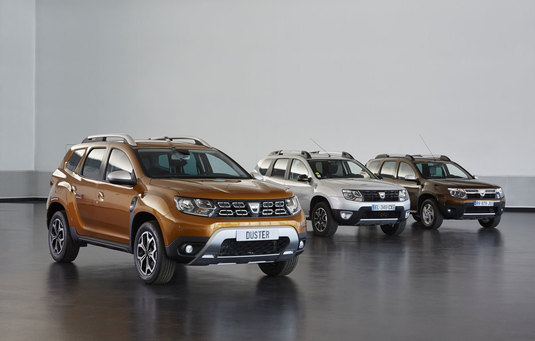 VIDEO Dacia Duster 2 a fost prezentată oficial la Frankfurt Motor Show
