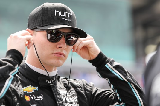 Americanul Josef Newgarden, noul campion din IndyCar