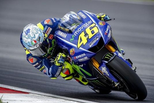Antrenament inedit în motociclism. Cum a venit Valentino Rossi la şedinţa de pregătire