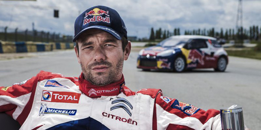 Sébastien Loeb a abandonat în etapa a cincea a Raliului Dakar