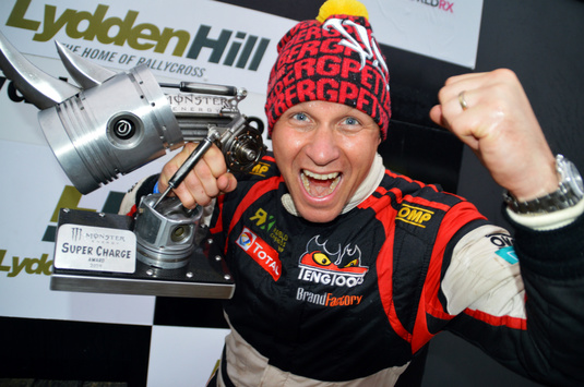 Petter Solberg, rănit într-un accident produs în timpul Campionatului Mondial de rallycross