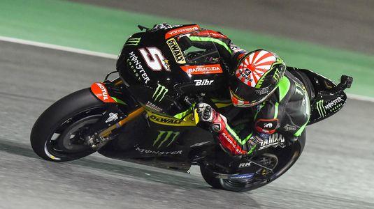 """Johann Zarco, pole-position la Motegi. Rezultat dezamăgitor pentru """"Il Dottore"""""""