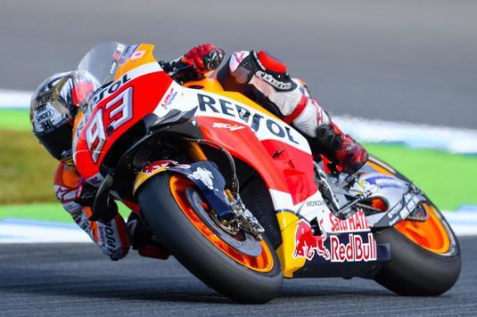 Marc Marquez a câştigat titlul mondial la MotoGP!