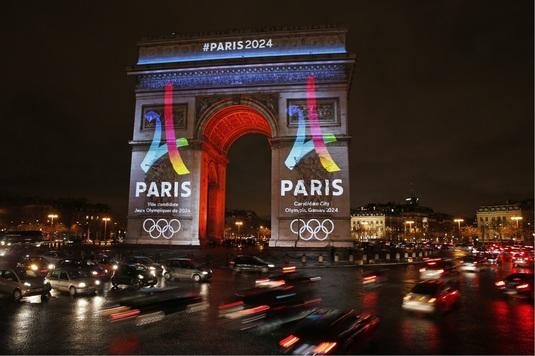 """Macron, """"extrem de recunoscător"""" faţă de CIO după desemnarea Parisului drept gazdă a JO 2024"""